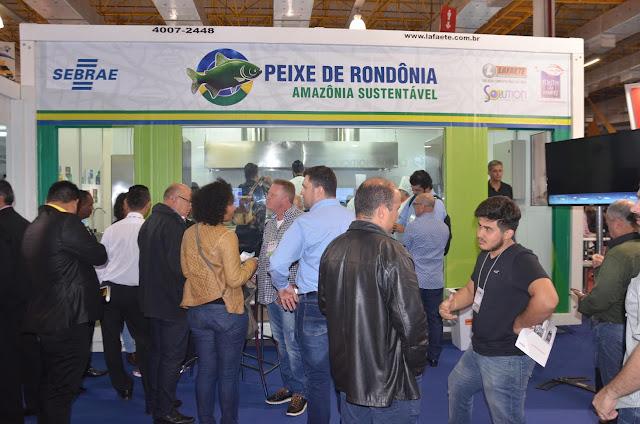 Empresários rondonienses participam de feira em São Paulo