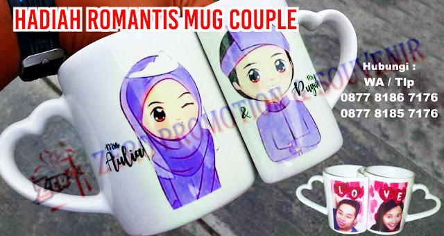 mug pasangan, mug cinta, mug love, gelas couple