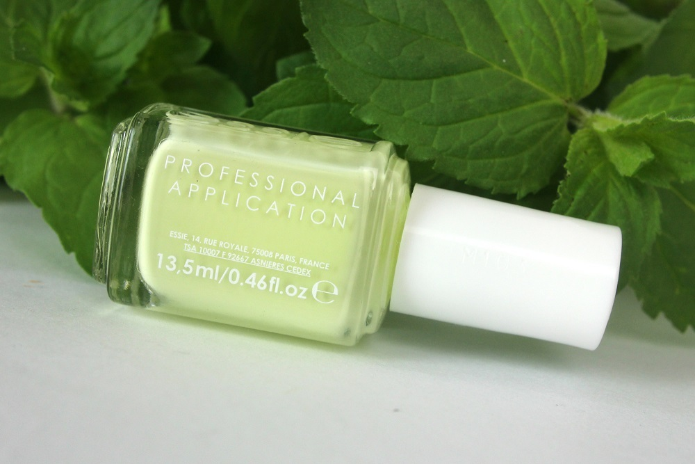 collection, cosmetics, drogerie, essie, kollektion, le, nagellack, nailpolish, peach side babe, review, sommer, sommer 2015, summer 2015, swatches, tragebilder, chillato
