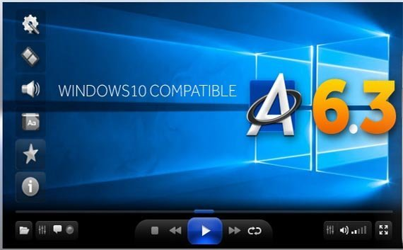 تحميل برنامج ALLPlayer 6.0 لتشغيل جميع صيغ الفيديو و الصوت مجانا