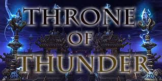Skip 5 Bosse in Throne of Thunder! Every Class!