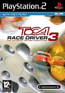 TOCA Race Driver 3 (PS2) 2006