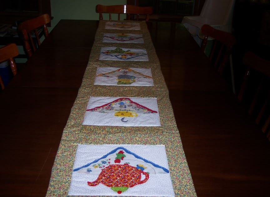 Across My Kitchen Table A Fun Sewing Project Using