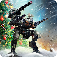 War Robots Mod Money Apk (VIP Premium Full Unlocked All)