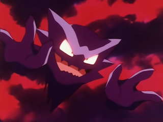Ataques de Pokémon: Haunter