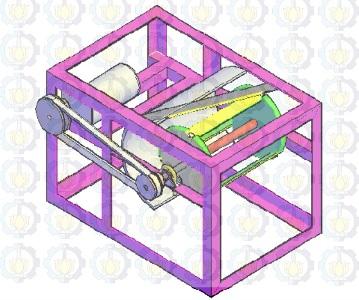 cara membuat mesin pencacah plastik