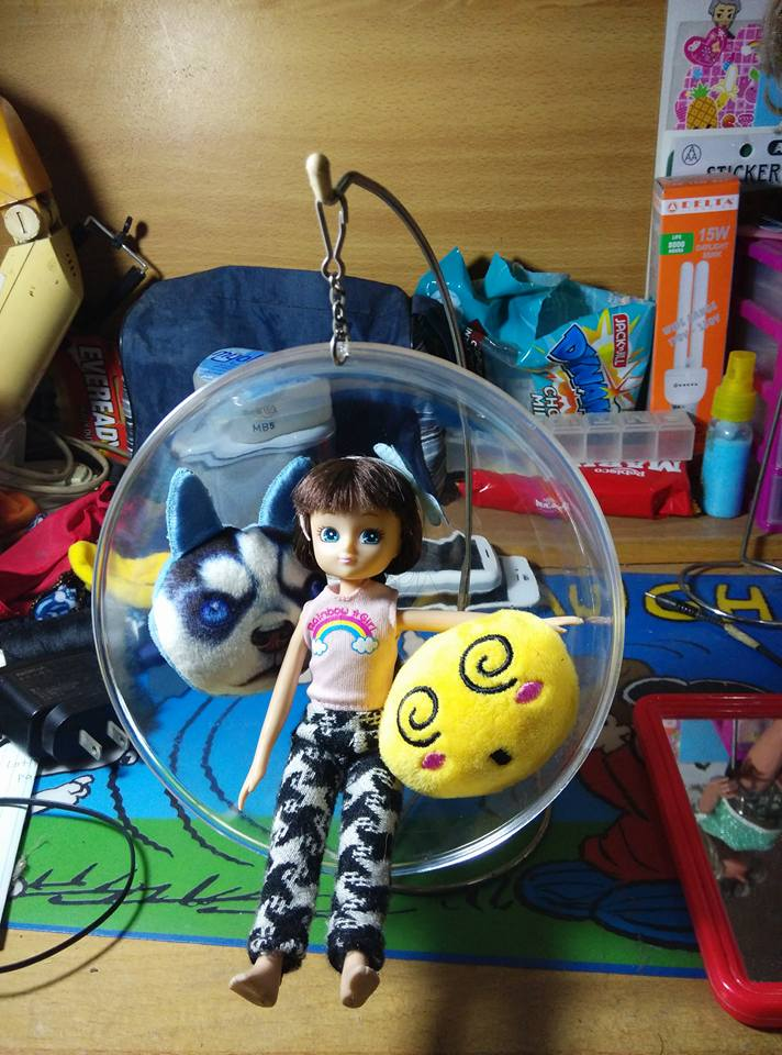 Jamie S Toy Blog Diy Doll Hanging Egg Chair