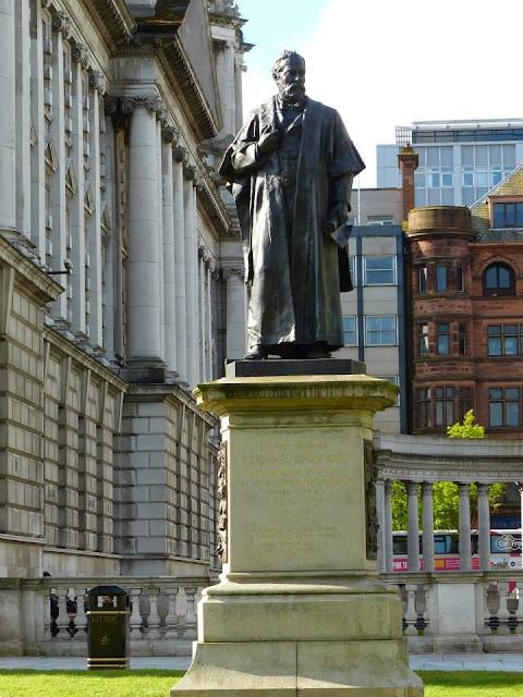 visite de Belfast irlande du nord
