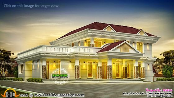 House plan 2990 square feet