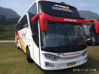 Penyedia layanan jasa sewa bus terbaru di Bandung murah