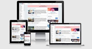 Download Template Blog MUI CSS V3.5 Full