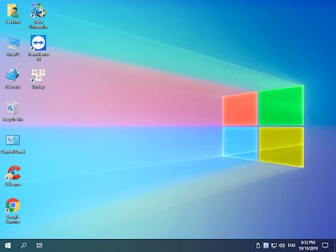 Bộ cài Windows 10 Enterprise LTSC 2019, Version 1809, OS Build 17763.805 (64-bit)