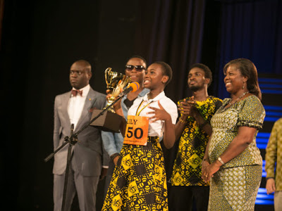 Lily Tugbah Wins 2017 National Spelling Bee Competition