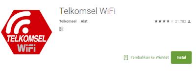 cara menggunakan paket wifi telkomsel simpati loop,cara menggunakan bonus wifi telkomsel di hp android