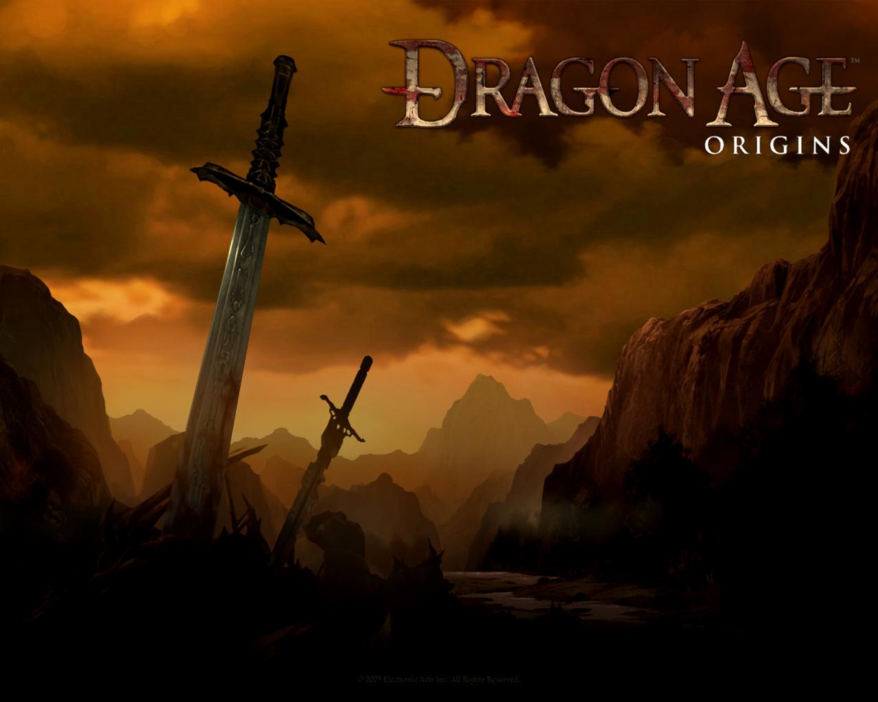 Dragon Age Origins Wallpapers: Where Is Wallpaper: Dragon Age Origins