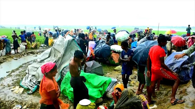 Represión de los rohingyas, la peor tragedia humana del mundo