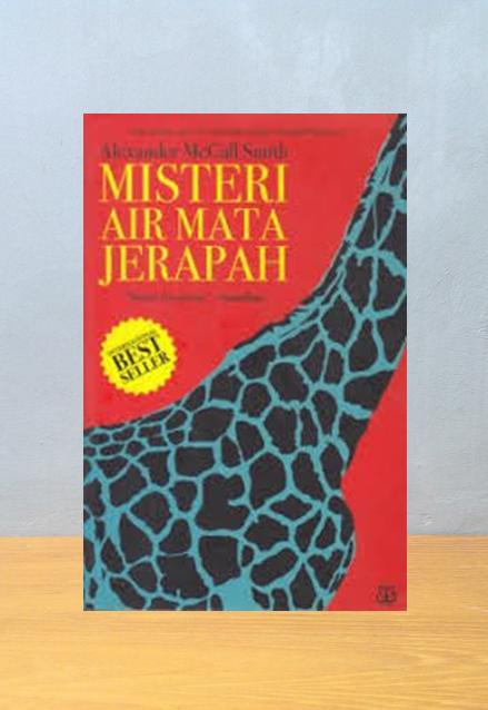 Misteri Air Mata Jerapah, Alexander Mc Call Smith