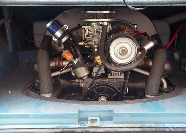 engine diagram 1974 vw bus camper