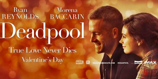 Deadpool True Love Never Dies Poster