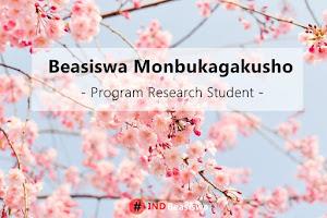 Beasiswa Monbukagakusho S2 - S3 Program Research Student