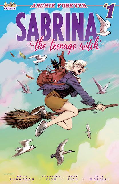 Sabrina La Bruja Adolecente comic descarga mega español
