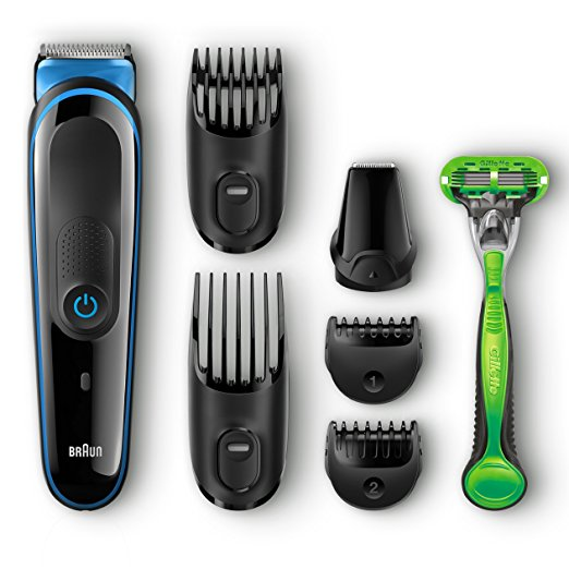 savvy spending amazon braun men 39 s beard trimmer grooming kit for just. Black Bedroom Furniture Sets. Home Design Ideas