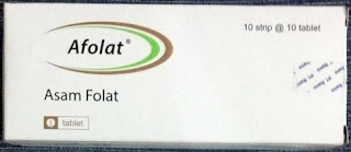 Afolat, Untuk Suplemen Ibu Hamil dan Menyusui