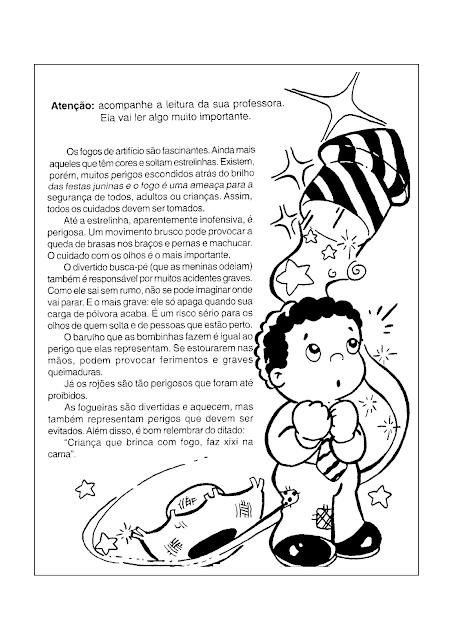 Textos sobre Festa Junina para Imprimir