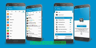 Download BBM MOD Black ID Original V1 Base full DP Terbaru