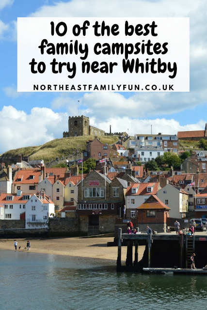10 of the Best Family Campsites to try near Whitby