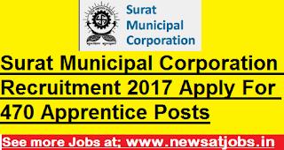 Surat-Municipal-Corporation-Recruitment-470-Apprentice-Posts