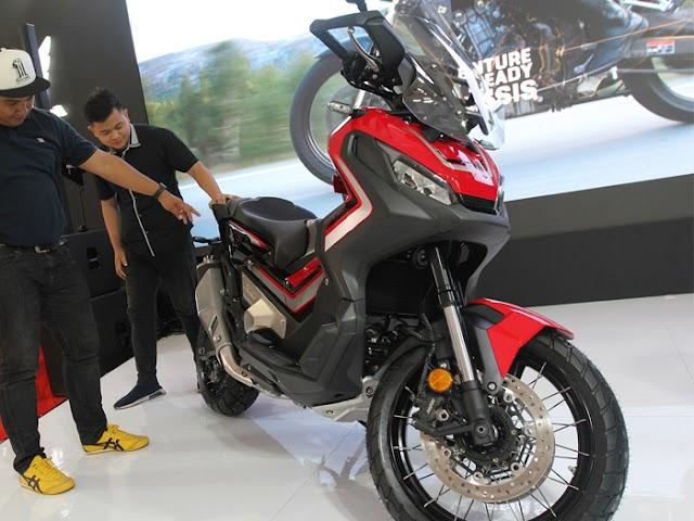 Honda X-ADV, Big Bike Bergaya Adventure dengan Fitur Canggih