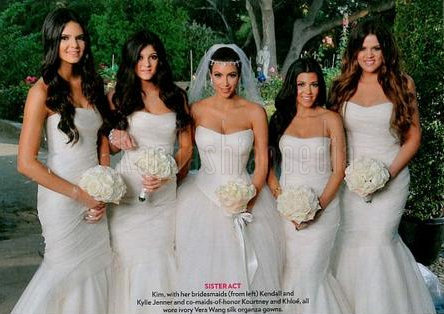 Kardashian Konfidential Kim S Fairytale Wedding