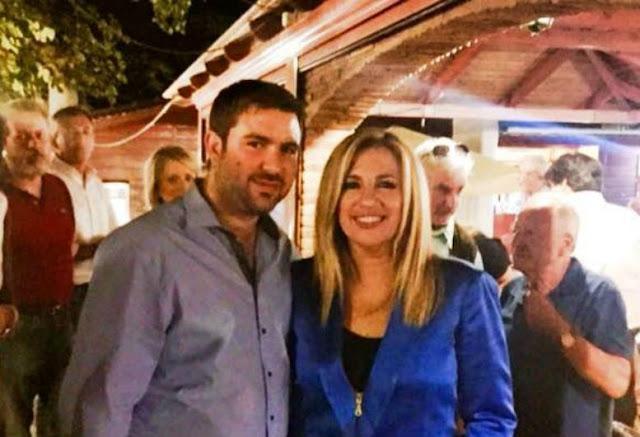 Ο Ανδρέας Χρονόπουλος στη Γραμματεία του Τομέα του Κινήματος Αλλαγής
