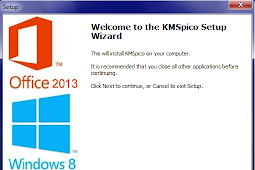 Download KMSpico cr@ck Office và Windows