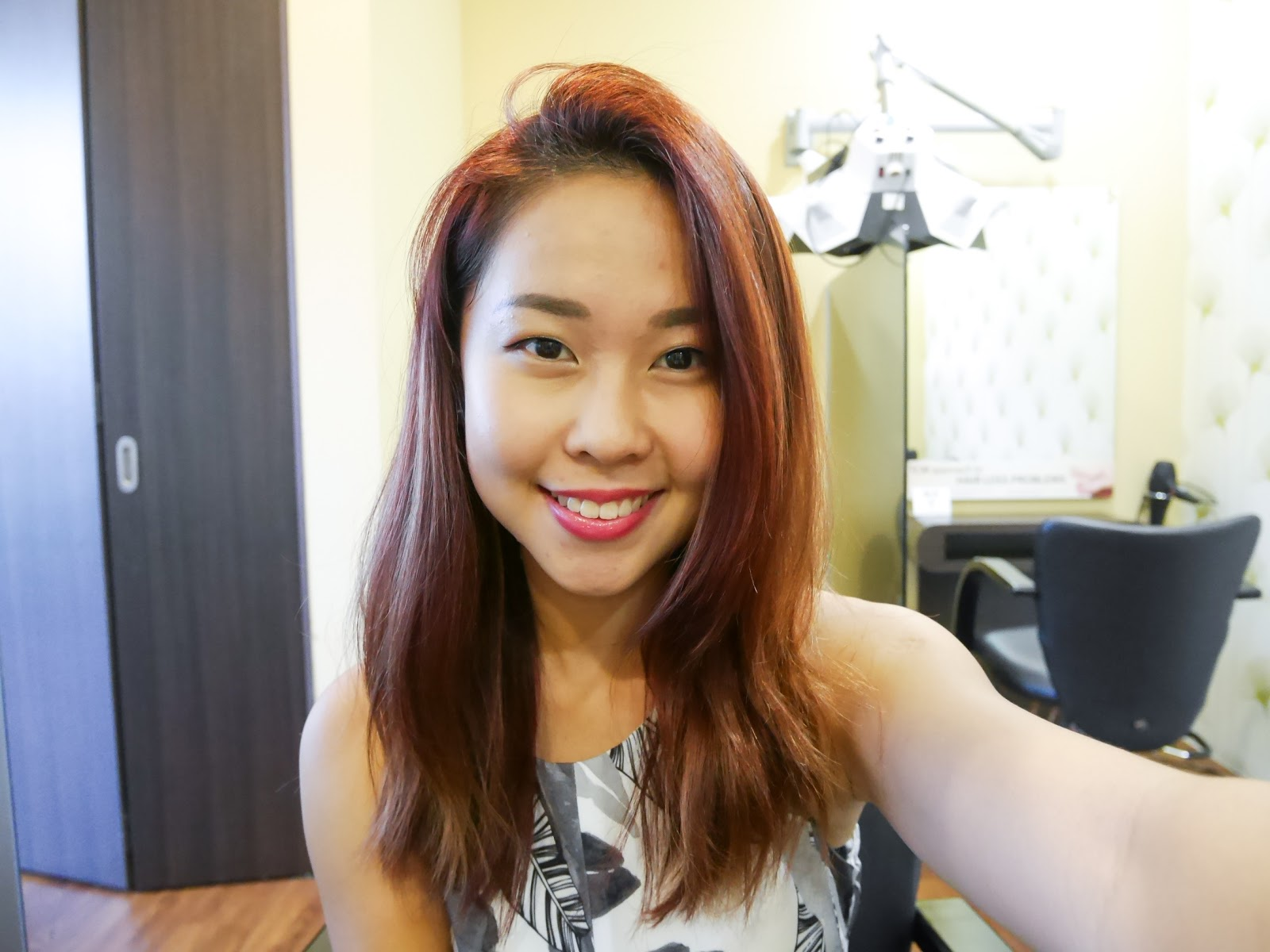 Beijing 101 Herbal Hair Dye Day! - Celine Chiam | Singapore ...