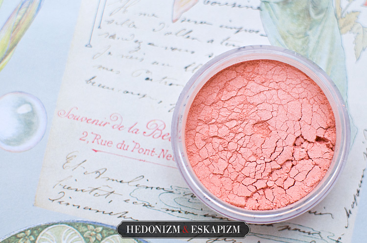 Lily Lolo blush blog review