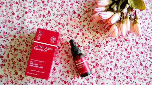 The Three Petals: My journey with Trilogy Rosehip Oil