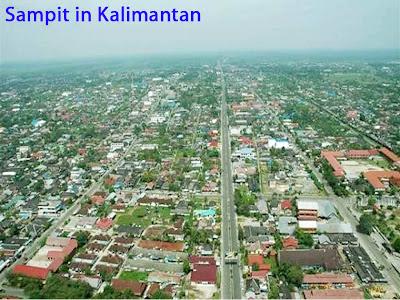 Attractive Spot in Kalimanatn