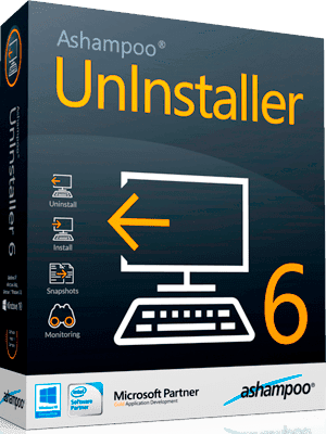 Ashampoo UnInstaller box