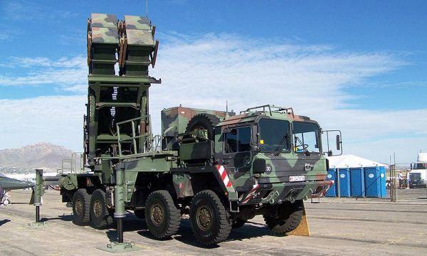 Sistem rudal Patriot
