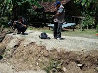 Hutan Gundul Jadi Penyebab Tanah Gerak dan Longsor di Ponorogo