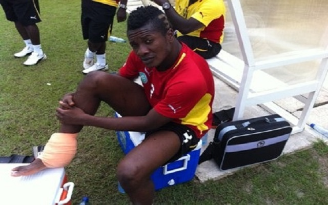 Secret behind Gyan's persistent injuries revealed