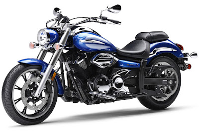 XVS 950 Midnight Star Mais Vendidas 2015