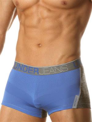 Junk Underjeans UJ Victor Trunk Underwear Royal Gayrado Online Shop
