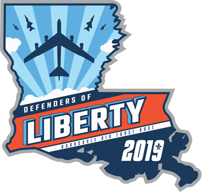 The biggest and best event in the ArkLaTex is coming May 18-19 with the Defenders of Liberty Air Show at Barksdale AFB