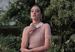 Mawar Eva De Jongh Foto Baru 2018