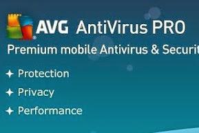 AVG Antivirus Pro v4.1 Apk