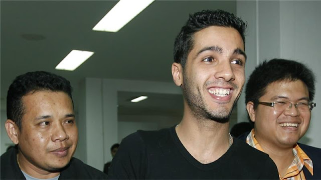Hacker Hamza Dalj Divonis Hukum Gantung Tetap Tersenyum Saat Akan Di Eksekusi
