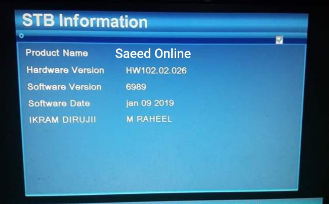 Ali3510C HW102 02 26 new Software Fix Sony Network – Saeed Online